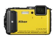 Nikon CoolPix AW130 Yellow
