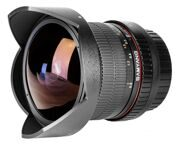 Samyang 8mm f/3.5 AS IF UMC Fish-eye CS II Canon EF