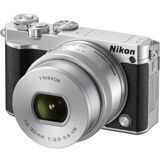 Nikon 1 J5 Kit 10-30mm PD-Zoom Silver